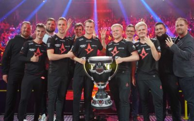 Counter-Strike World Champions Aim for First Esport Team IPO
