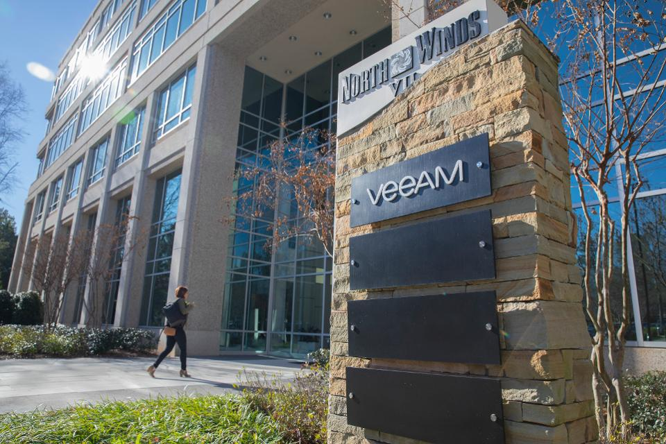Insight Partners Says It Will Buy Cloud Company Veeam In $5 Billion Deal, Move Headquarters To U.S.