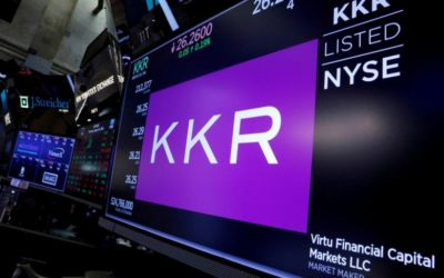 KKR Spends Big and Fast to Avoid Mistakes of 2008 Crisis
