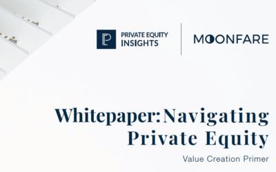 Navigating Private Equity, Value Creation Primer