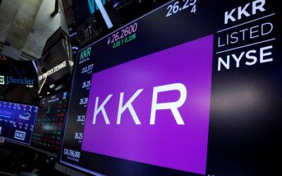 KKR Sees Signs of Life in $850 Billion Private Credit Market