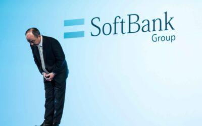 SoftBank starts comeback with $12bn profit