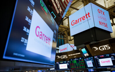 Garrett Motion Inc bankruptcy sale process approved with $2.6 bln KPS bid