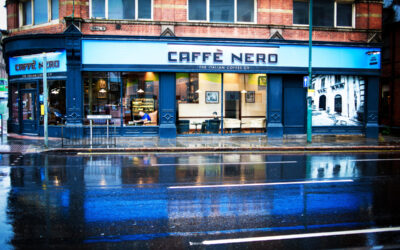 Billionaire brothers have lodged a bid to buy Caffe Nero