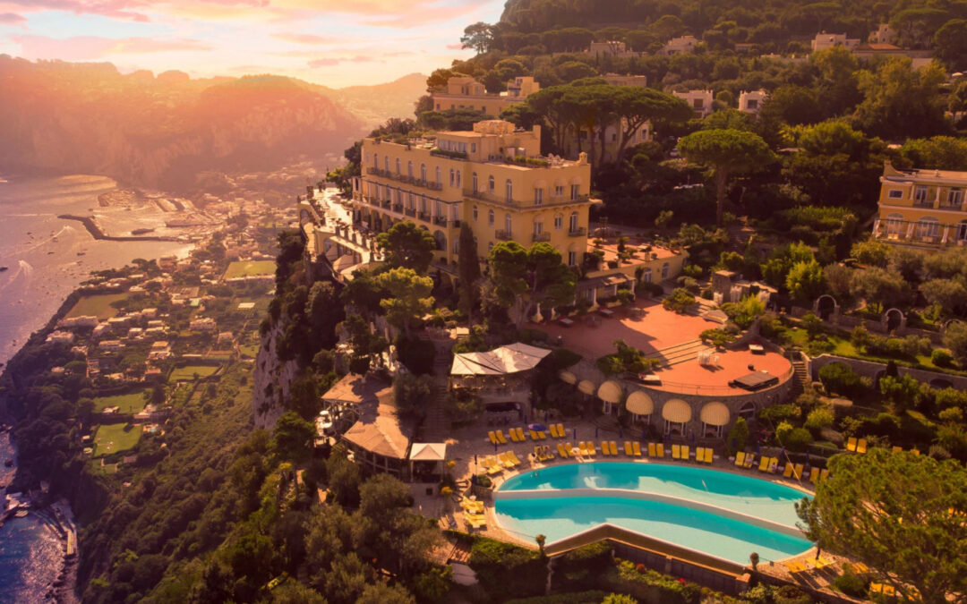 Italian hotels attract foreign investors as pandemic bites