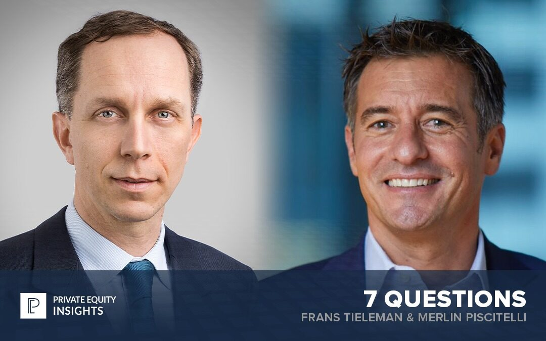 7 Questions on European PE From Above: Frans Tieleman and Merlin Piscitelli