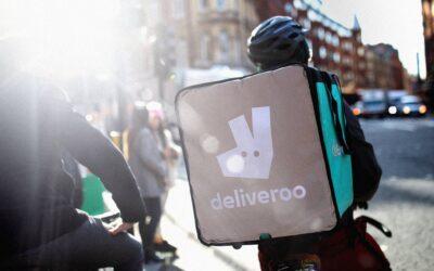 Deliveroo sets float price at £7.6 billion to £8.8 billion