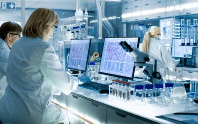 Investors flock to life sciences as UK sector breaks funding record