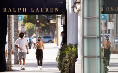 Ralph Lauren to Sell Club Monaco to PE Firm and Focus on Eponymous Label
