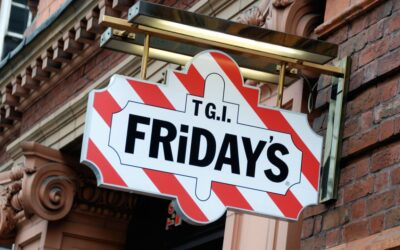 Private equity owner of TGI Fridays admits fault over boom and bust in the restaurant sector
