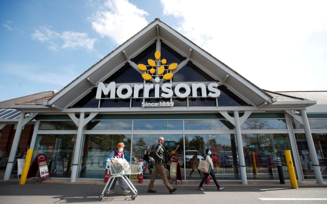 Morrisons turns down £5.5bn private equity takeover bid