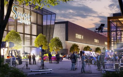 Blackstone and Hudson Pacific plan £820m film and TV production hub in UK