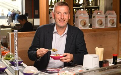 Mayfair Equity Partners' Yo! Sushi takes fresh step to show appetite for a £750m stock market float