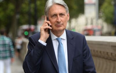 Former chancellor Lord Hammond in £300m takeover bid for government contractor Amey